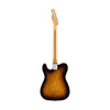 Fender Vintera 50s Telecaster Electric Guitar, Maple FB, 2-Tone Sunburst