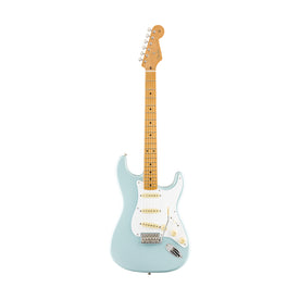 Fender Vintera 50s Stratocaster Electric Guitar, Maple FB, Sonic Blue