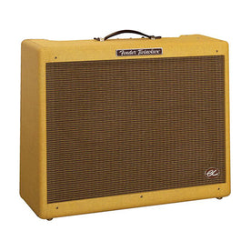 Fender Amplifiers Artist Signature Eric Clapton Twinolux Guitar Tube Amplifier, Tweed
