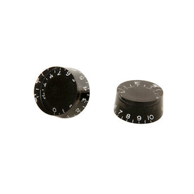 Gibson PRSK-010 Speed Knobs, Black (4/Pkg)