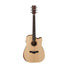 Ibanez Artwood AW150CE-OPN Acoustic Guitar, Open Pore Natural