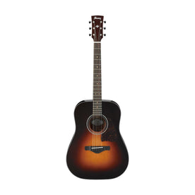 Ibanez AW4000-BS Artwood Acoustic Guitar, Brown Sunburst