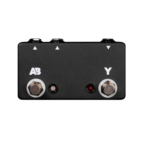 JHS Active A/B/Y Stereo Output Switcher