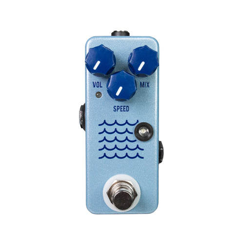 JHS Tidewater Mini Tremolo Guitar Effects Pedal