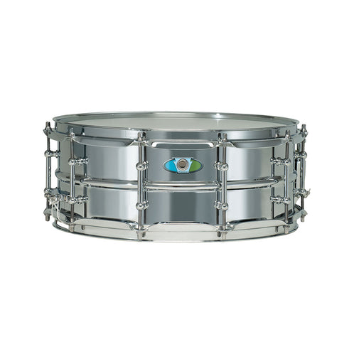 Ludwig LW5514SL 5.5x14inch Supralite Polished Steel Snare Drum