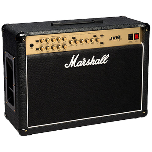 Marshall JVM210C 2x12 Inch 100W Tube Guitar Amplifier