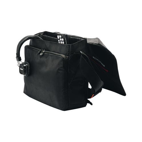 MONO Stealth Relay Messenger Bag, Black
