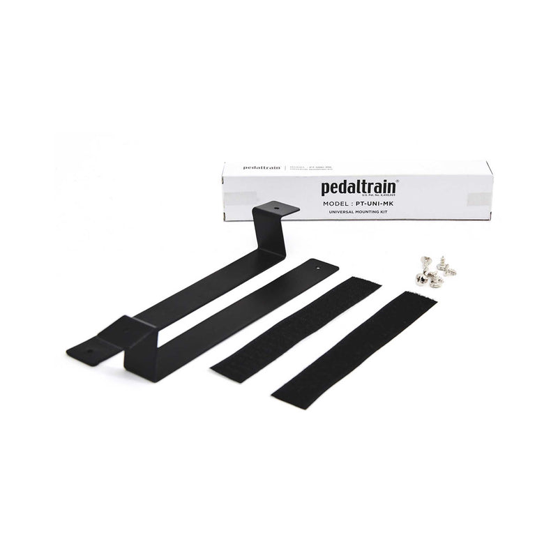 Pedaltrain Universal Power Supply Mounting Kit - for 2015 Models
