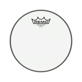 Remo BA-0308-00 8inch Batter Ambassador Clear Drum Head