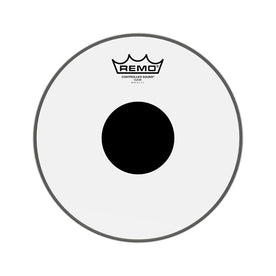 Remo CS-0310-10 10inch Batter Controlled Sound Clear Black Dot Top Drum Head