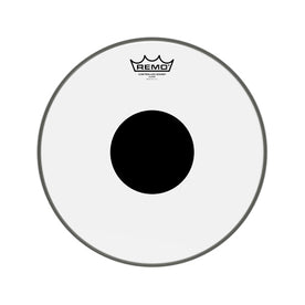Remo CS-0313-10 13inch Batter Controlled Sound Clear Black Dot On Top Drum Head