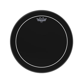 Remo ES-0616-PS 16inch Batter Pinstripe Ebony Drum Head