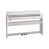 Roland F-130R-WH Digital Piano, White
