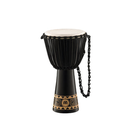 MEINL Percussion HDJ1-XL 13inch Rope Tuned Headliner Series Wood Djembe, Congo Series