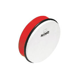 NINO Percussion NINO45R 8inch Hand Drum, Red