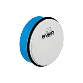 NINO Percussion NINO4SB 6inch Hand Drum, Sky Blue