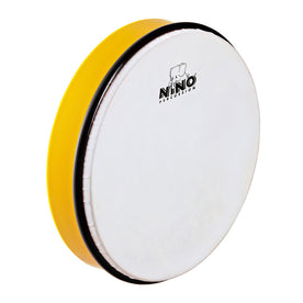 NINO Percussion NINO5Y 10inch ABS Hand Drum, Yellow