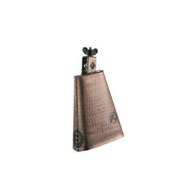 MEINL Percussion STB625HH-C 6 1/4inch Hammered Cowbell, Hand Brushed Copper