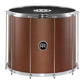 MEINL Percussion SUB22AB-M 22x18inch Bahia Wood Surdo, African Brown