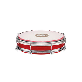 MEINL Percussion TBR06ABS-R 6inch Floatune Tamborim, Red