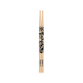 TAMA 5B-S Design Stick Series Sticks of Doom Drum Sticks, Natural