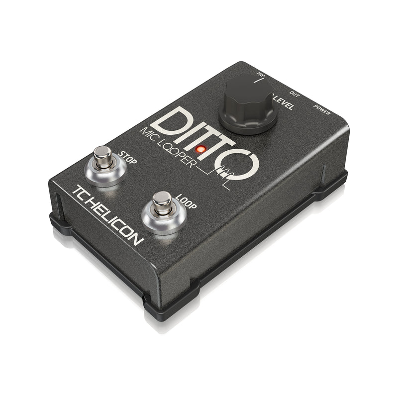 TC-Helicon Ditto Mic Looper (996365005)