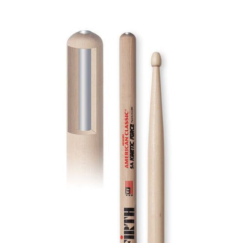 Vic Firth 5AKF American Classic Kinetic Force Drum Sticks