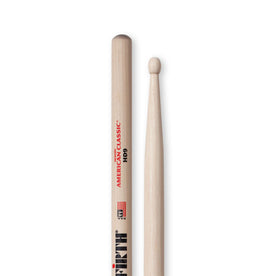 Vic Firth HD9 American Classic Drumsticks, Hickory