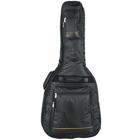 Warwick RB20614B/Plus Jumbo Acoustic Guitar Bag, Black