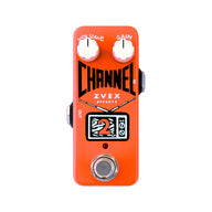 Zvex Channel 2 Guitar Effects Pedal