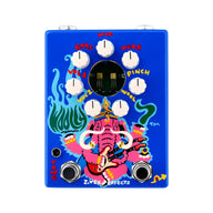 Zvex Hand Painted Woolly Mammoth 7 Guitar Effects Pedal