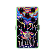 Zvex Vertical Fuzz Factory Guitar Effects Pedal