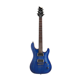 Cort KX-Custom Electric Guitar, Bright Blue Burst
