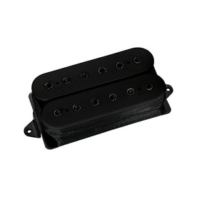 DiMarzio DP158FBK Evolution Neck Humbucker Guitar Pickup, F-spaced, Black