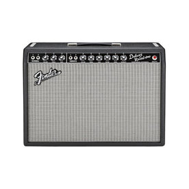 Fender 65 Deluxe Reverb Tube Guitar Combo Amplifier, 230V UK