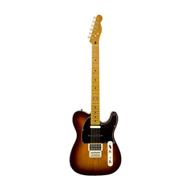 Fender Modern Player Telecaster Plus Electric Guitar, Maple FB, Honey Burst