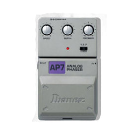 Ibanez AP7 Analog Phaser Guitar Effects Pedal