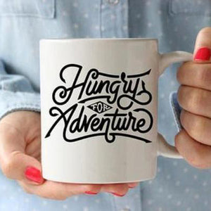 Hungry Adventure Mug