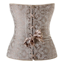 Plus Size Overbust Corsets