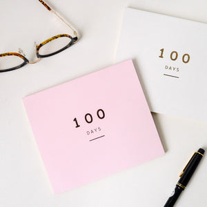 Goal Countdown 100 Day Planner