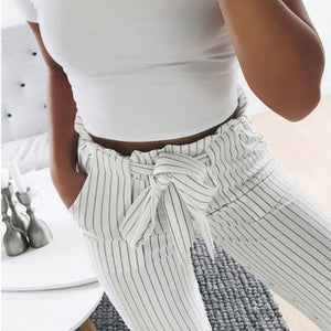 Julia High Waist Harem Pants