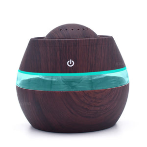 Aromatherapy Essential Oil Diffuser - Air Humidifier