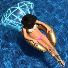 Giant Inflatable Diamond Ring Float