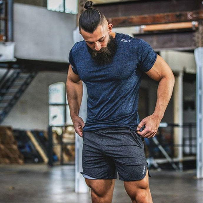 Men's Flex Fitness Shorts