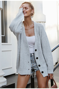 Vintage Button Up Cardigan