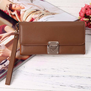 Candace Leather Wallet