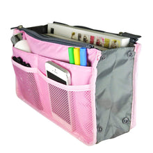 Just-Bag-It Travel Size Organizer - Light Pink