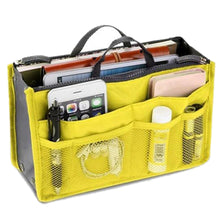 Just-Bag-It Travel Size Organizer - Yellow