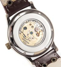 Steampunk Skeleton Power Watch