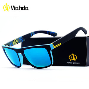 Viahda 2017 Popular Brand Sunglasses Sport Sun Glasses Fishing Eyeglasses De Sol Masculino